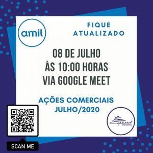 AMIL: BATE PAPO AÇÕES COMERCIAIS
