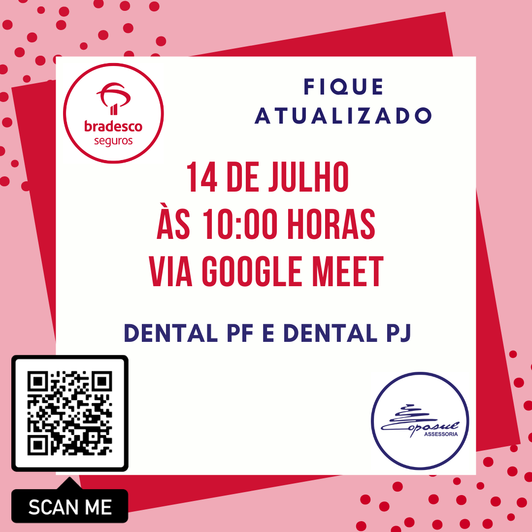 BRADESCO: BATE PAPO DENTAL
