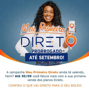 SULAMÉRICA: MEU PRIMEIRO DIRETO PRORROGADO ATÉ 30/09