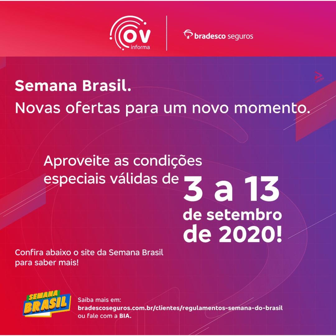 BRADESCO: SEMANA BRASIL