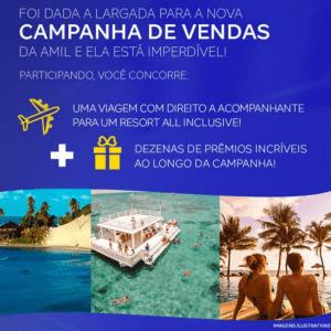 AMIL: NOVA CAMPANHA DE VENDAS
