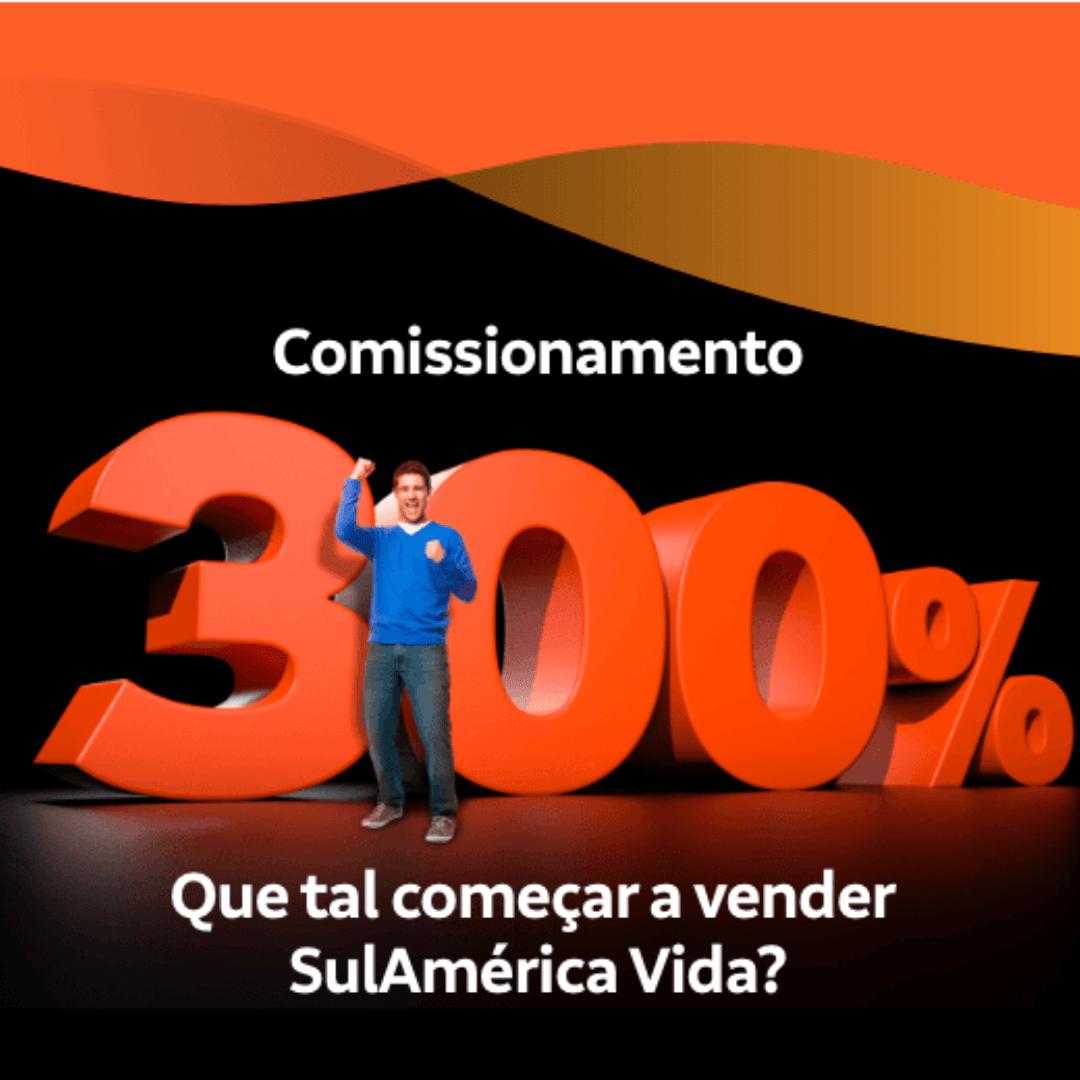 SulAmérica: 300% de agenciamento